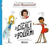 Marie-Chantal la Cigale et Eugénie la Fourmi - D'après les Fables de La Fontaine
