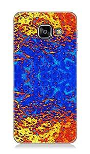 Samsung Galaxy A7(2016) 3Dimensional High Quality Designer Back Cover by 7C