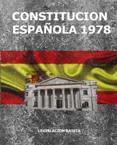 Constitución Española 2017 (Legislacin Basica)