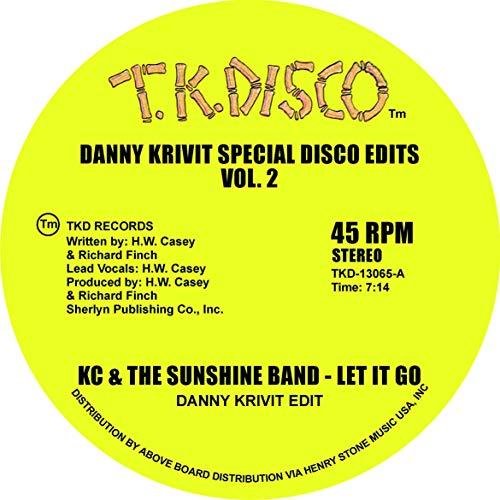 Danny Krivit Special Disco Edits, Vol. 2
