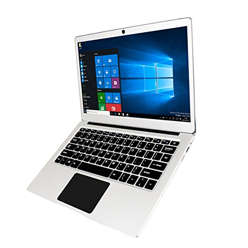 Jumper EZBOOK 3 Pro - 13.3 Zoll Notebook (Windows 10, Dual Wifi, Intel Apollo Lake N3450 Quad Core 1.1GHz, 1920 x 1080 Pixel, 6GB RAM 64GB ROM, 2.0MP, HDMI)