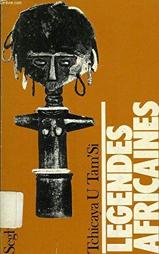 Légendes africaines par U Tam Si