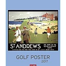Golf Poster - Kalender 2017