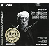 Feldman: Piano and Orchestra - Flute and Orchestra - Oboe and Orchestra - Cello and Orchestra