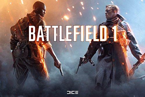 GB Eye LTD, Battlefield 1, Grupo, Poster 61 x 91,5 cm