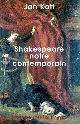 Shakespeare notre contemporain par Jan Kott