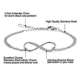 Acheter Oidea Bracelet Chaîne de main Femme Sympole... en ligne