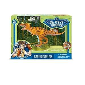 Geoworld - Tyrannosaurus Rex, Figura (DeQUBE Trading S.L. CL1546K)