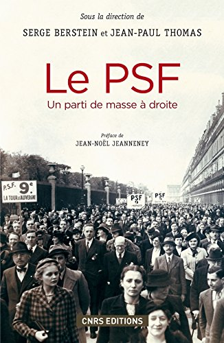 Le PSF. Un parti de masse à droite (1936-1940): Une parti de masse à droite