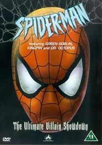 Spider-Man - The Ultimate Villain Showdown [DVD] [2002]