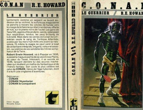 Conan le guerrier par Robert E. HOWARD