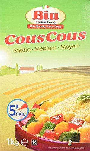 Bacchini Cous 1kg, 10er Pack (10 x 1 kg)