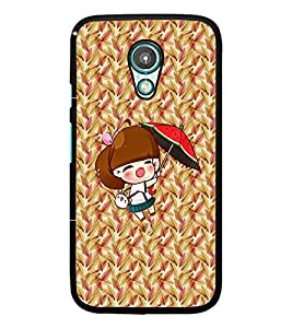 PrintDhaba Pretty Doll D-5634 Back Case Cover for MEIZU M1 NOTE (Multi-Coloured)