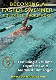 Becoming A Faster Swimmer - Vol. 2 - Backstroke [UK Import] - Becoming a Faster Swimmer