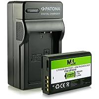 Chargeur + Batterie LP-E10 pour Canon EOS 1100D 1200D 1300D Rebel T3 T5 T6 Kiss X50 X70 X80