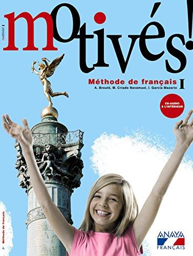 Portada del libro Motivés! I. (Anaya Français) - 9788466787949