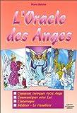 le livre de l oracle des anges