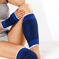 WUNDmed Wadenschutz Wadenbandage Stützbandage Bandage Gelenkschutz Gr. M waschbar mehrmals verwendbar preisvergleich bei billige-tabletten.eu