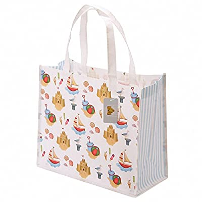 Jan Pashley Seaside Pattern Shopping Bag