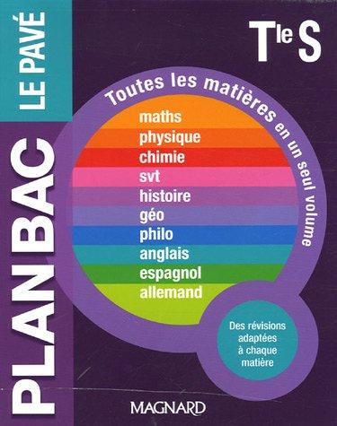 Toutes le matières en un seul volume Tle S par Bénédicte Bourgeois, Hélène Estienne, Jacques François, Michelle Folco