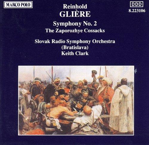 Sinfonie 2/Saporger Kosaken