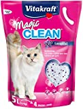 Vitakraft 30874 Magic Clean Lavendel, 5 l, KA