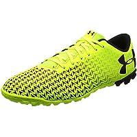 Under Armour UA CF Force 3.0 TF, Chaussures de Football Homme, Jaune (High