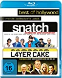 Snatch - Schweine und Diamanten/Layer Cake - Best of Hollywood/2 Movie Collector's Pack [Blu-ray] -
