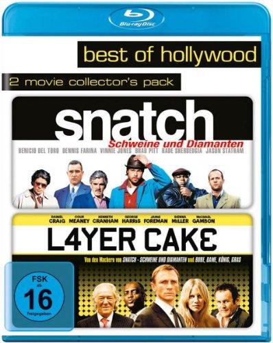 Snatch - Schweine und Diamanten/Layer Cake - Best of Hollywood/2 Movie Collector's Pack [B Preisvergleich
