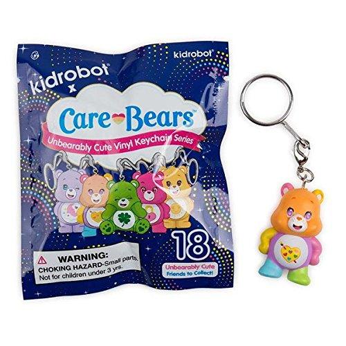 Unbekannt Care Bears Series 2 Vinyl Keychain Blind Bag - Single bag -
