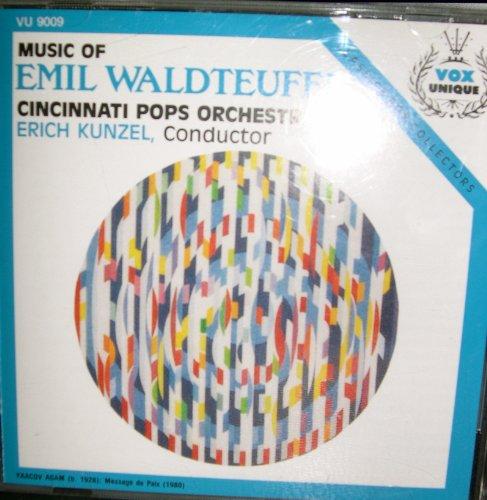 Preisvergleich Produktbild Music of Waldteufel