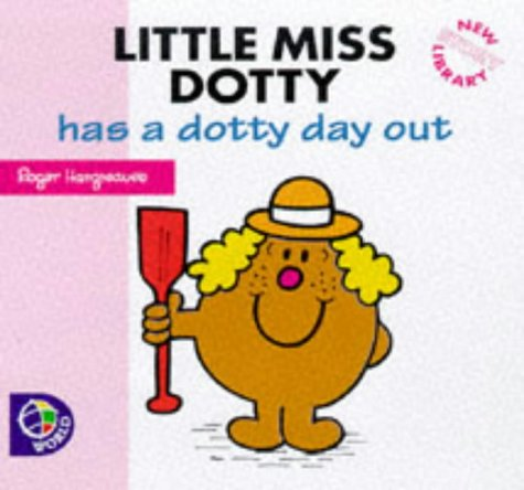 Little Miss Dotty has a dotty day out