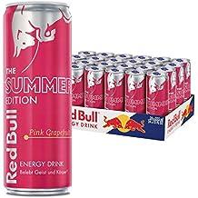 Red Bull Energy Drink Grapefruit Summer Edition, 24er Pack (24 x 355ml)