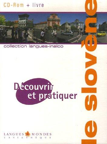 Découvrir et pratiquer le slovène (1Cédérom) - Plate-forme : Windows 2000/XP