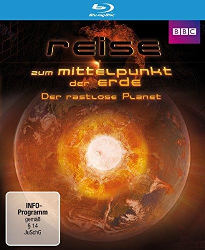 Reise zum Mittelpunkt der Erde - Der rastlose Planet [Blu-ray]