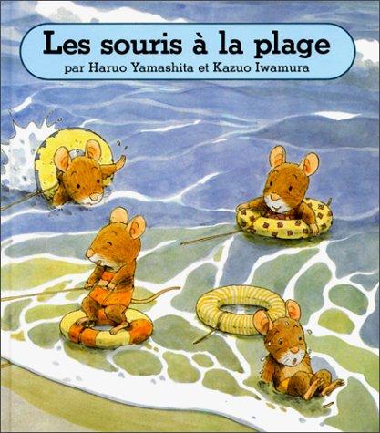 Les souris à la plage
