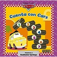 Cars. Cuenta con Cars: Vuelva a Radiador Springs (Cars / Libros singulares)