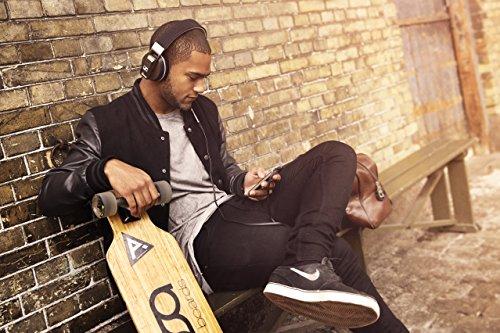 Sennheiser Urbanite XL Over-Ear Kopfhörer (geeignet für iPhone/iPad/iPod) schwarz thumbnail