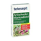 TETESEPT Artischocke-Mariendistel Kombi-Kapseln 40 St Weichkapseln