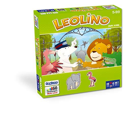 HUCH! Leolino Kinderspiel, bunt