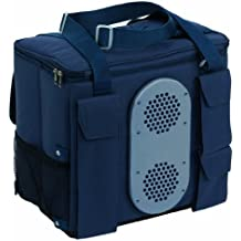 Mobicool S32 - Nevera eléctrica portátil con forma de bolsa con asas (12 V), color azul