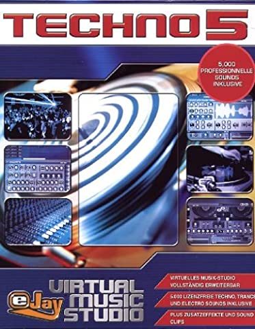 Techno eJay 5