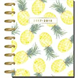 This Eighteen Month Planner Is Dated From July 2017-December 2018 And Is Filled With Creative And Inspirational Artwork To Help Make You A Happy Planner! Each Eighteen Month Planner Includes Monthly And Weekly Calendar Pages, Divider And Space For Cr...