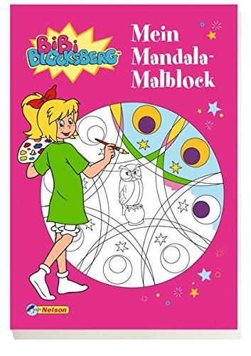 Bibi Blocksberg: Mein Mandala-Malblock
