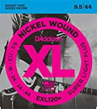 D'Addario EXL120+ XL Nickel Wound Super Light Plus  (.0095-.044) Electric Guitar Strings
