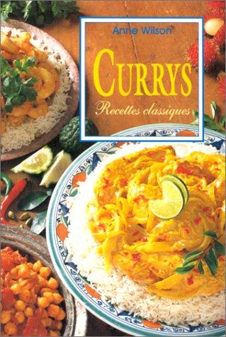 Currys : Recettes classiques