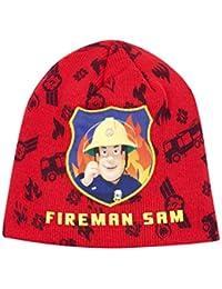 Sam el bombero Gorro de lana Rojo