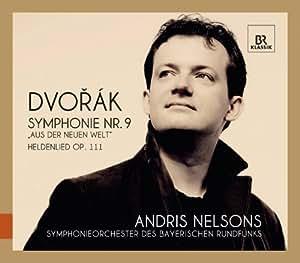 Dvorak: Symphony No. 9 | A Hero's Song Op. 111 [Andris Nelsons] [BR Klassik: 900116]
