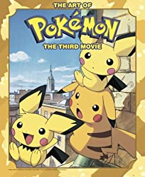 The Art of Pokemon 3, Volume 3: The Movie Spell of the Unkown
