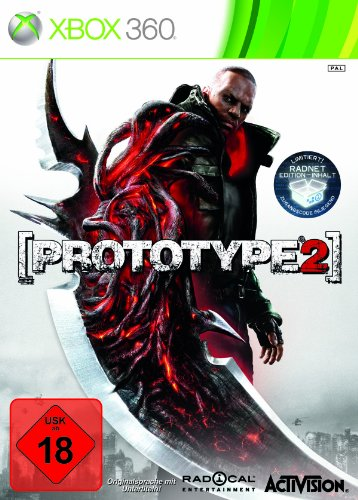 Prototype 2 - Limited Radnet Edition (Saints Row-spiele Für Xbox 360)